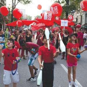 Festival cirque - montreal