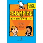 LIVRE CHAMPION CONCENTRATION