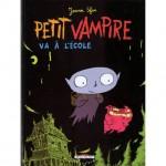 La BD Petit vampire