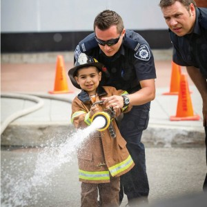 Crédit: La grande fête des pompiers de Laval