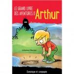 Le grand livre des aventures dArthur