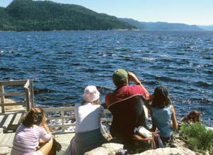 Au parc national du Fjord-du-Saguenay et au Musée du fjord, explorez ce joyau naturel sous toutes ses coutures !