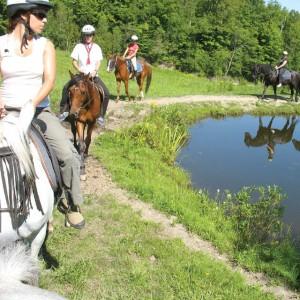 centre d'équitation Jacques Robidas-cantons est