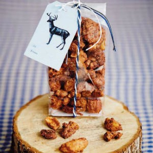 Cadeau croquant aux épices Crédit photo : Antoine Sicotte et les Éditions Cardinal