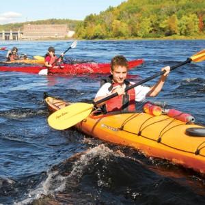 kayak riviere saint maurice