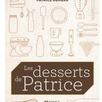 les desserts de Parice_livre