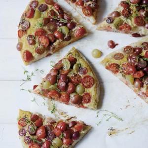 recette pizza-Barbara Gateau