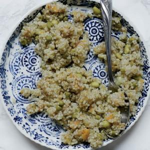recette quinoa-Barbara Gateau